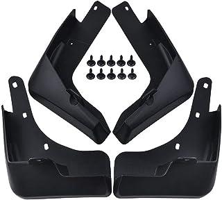 MZSC Boue Voiture Rabats Bavettes Fender Garde-Boue Bavettes Accessoires for Nissan X-Trail T32 2014-2019
