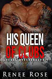 His Queen of Clubs: A Bratva / Dark Mafia Romance (Vegas Underground Book 6)