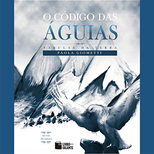 O código das águias [The Code of the Eagles] audiobook cover art