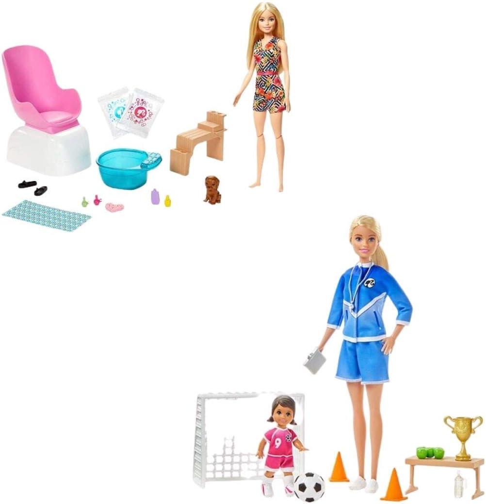 Lian Lifestyle Toys Bundle Mani-Pedi with Do Nashville-Davidson Mall Playset Blonde Limited price sale Spa