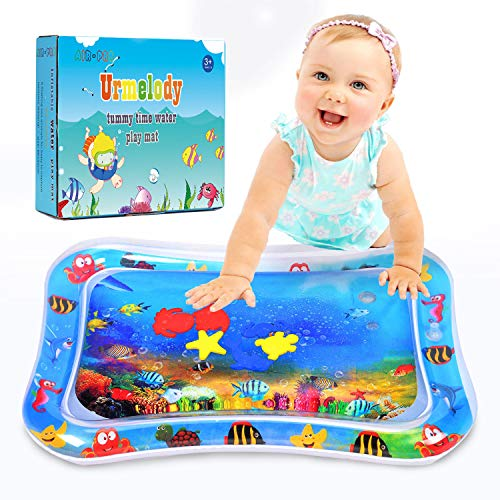 Baby Sensory Toys for 0 6 12 Months Kids Inflatable Tummy...