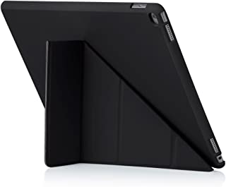 Pipetto Case for iPad Pro 12.9, Origami Smart Case with 5 in 1 Folding Positions & Auto Sleep/Wake Function, Compatible wi...