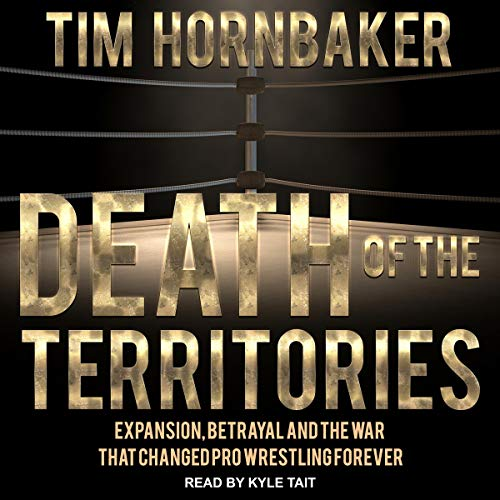 Death of the Territories cover art