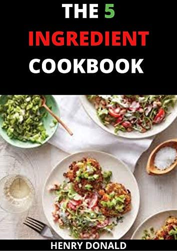 THE 5 INGREDIENT COOKBOOK product image