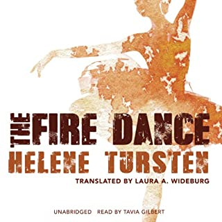 The Fire Dance     Inspector Irene Huss, Book 6              Written by:                                                                                                                                 Helene Tursten                               Narrated by:                                                                                                                                 Tavia Gilbert                      Length: 9 hrs and 9 mins     Not rated yet     Overall 0.0