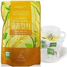 [Gamro700] Hydrangea Leaf(Sweet Dew) Tea with Brown Rice, 30 sealed tea-bags, Nutty & Sweet Flavours