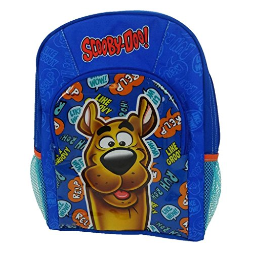 Scooby Doo Sports Children's Backpack, 36 cm, 11 Liters, Blue