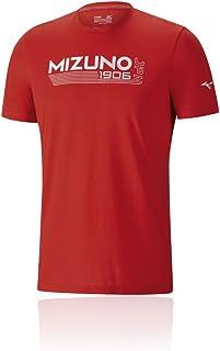 MIZUNO Heritage Origins Men's T-Shirt, Red