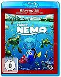Bluray Kinder Charts Platz 86: Findet Nemo (+ Blu-ray 2D) [Blu-ray 3D]