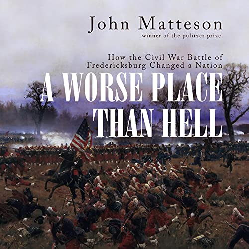 A Worse Place than Hell cover art