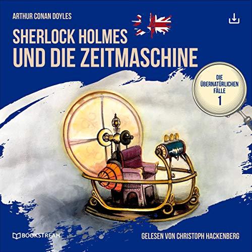 Sherlock Holmes und die Zeitmaschine Titelbild