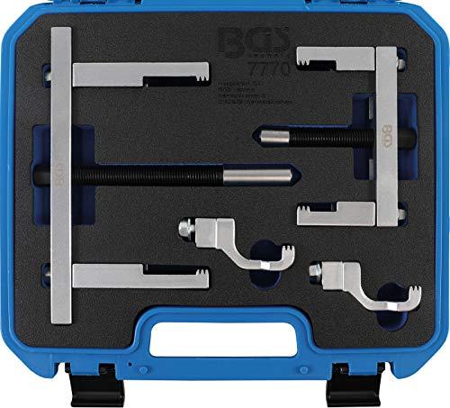 BGS 7770 | Jeu d'extracteurs de poulies crantées | 10 pièces