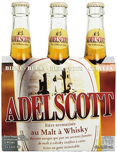 Adelscott Birra Speciale 33Clx3