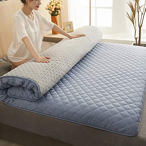Schlafen Bodenmatratze Japanisch Futon Matratze Traditionell Faltbare Tatami Matratze...