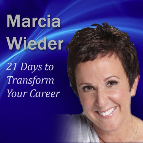 21 Days to Transform Your Career audiobook cover art
