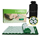 Best Acupressure Mats - HemingWeigh Complete Acupressure Mat and Pillow Set Review