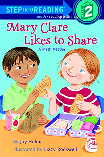 Mary Clare Likes to Share: A Math Reader (Step into Reading)の詳細を見る