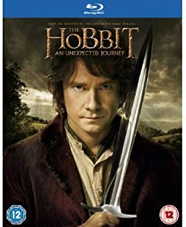 Hobbit: An Unexpected Journey [Blu-ray] [Import]