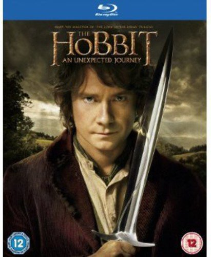 The Hobbit: An Unexpected Journey [Blu-ray] [2012] [2013] [Region Free]