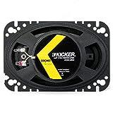 """Kicker DSC460 DS Series 4x6"""" 4-Ohm Coaxial Speaker"""