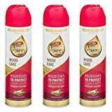 Scott's Liquid Gold Aerosol Wood Cleaner & Preservative, 10 oz (3 pack)