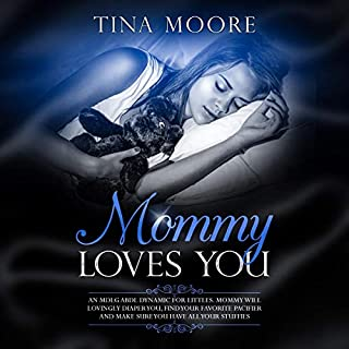 Mommy Loves You audiobook cover art