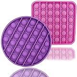 CEIPS Push Pop Bubble - Giocattolo Sensoriale Antistress per Adulti Bambini ed Anziani - Fidget Toy...