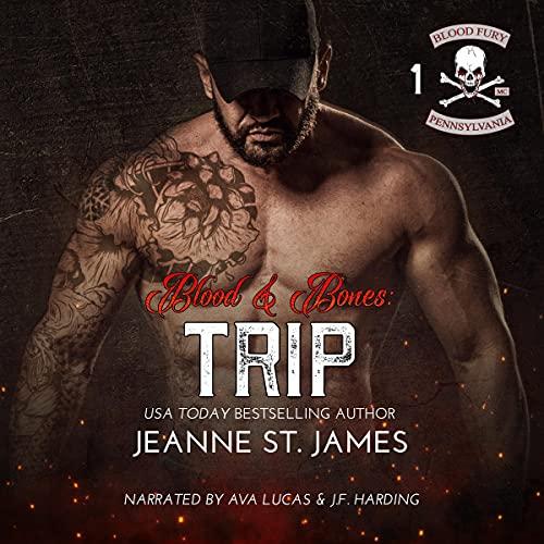 Blood & Bones: Trip cover art