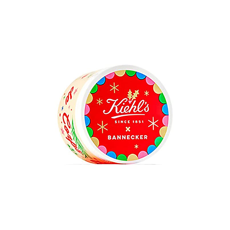 化学薬品優越商業のKIEHLS(キールズ) クレム ドゥ コール ホイップ ボディ バター 226g (2018 ホリデー限定エディション) [ ボディバター ] [並行輸入品]