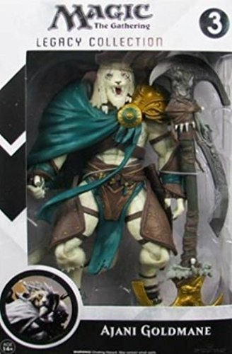 Funko Legacy Collection Magic The Gathering: Ajani Goldmane - Action Figure NEW /item# G4W8B-48Q24335 by Toys 4 U 7777