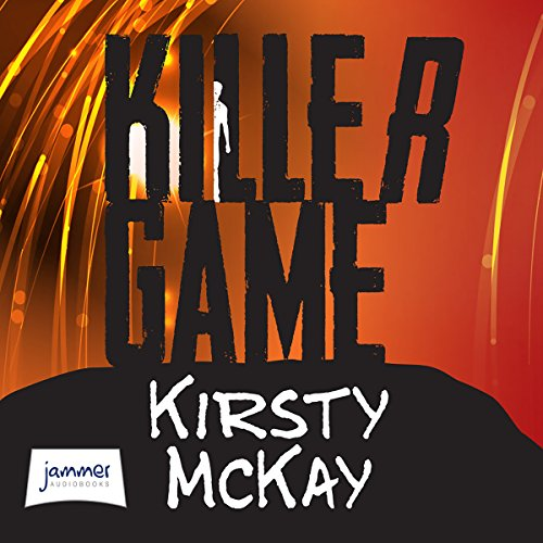 Killer Game audiobook cover art