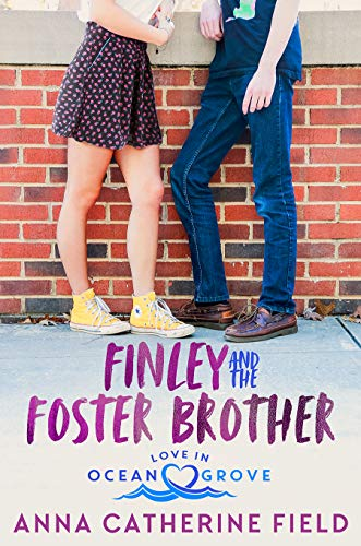Book Cover for Finley and the Foster Brother