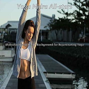 Shakuhachi and Harp - Background for Rejuvenating Yoga