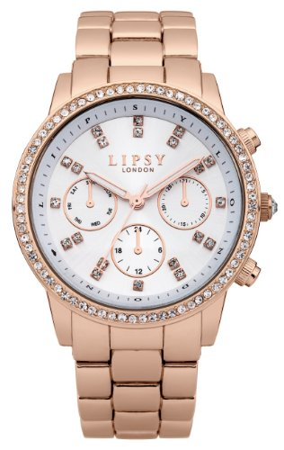 Lipsy Damen-Armbanduhr Analog Quarz LP240
