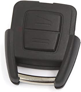 uxcell Keyless Entry Remote Key Fob Case for Vauxhall Opel Astra G Zafira Vectra C