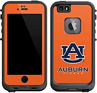 Skinit Decal Skin for LifeProof fre iPhone 6/6s - Officially Licensed College Auburn Tigers Orange Design