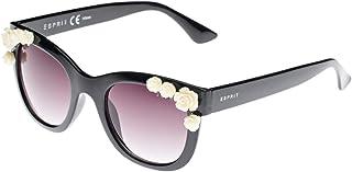 Esprit Women's Sunglasses Square Black - ET19465-538 - size 50-24-145 mm