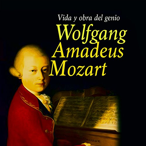 Wolfgang Amadeus Mozart [Spanish Edition] cover art