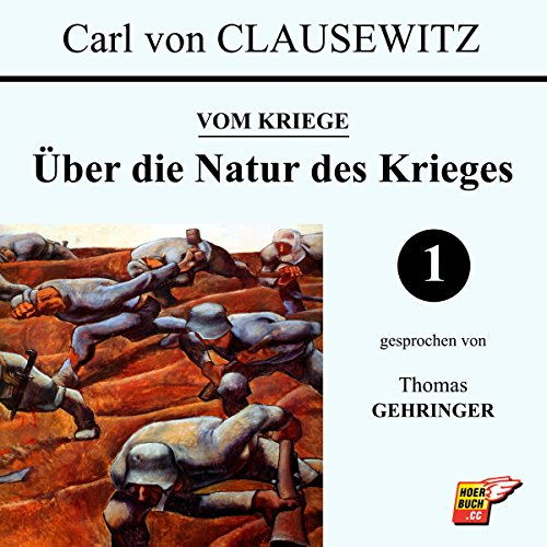 Über die Natur des Krieges audiobook cover art