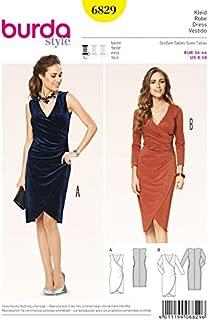 Best burda wrap skirt pattern Reviews
