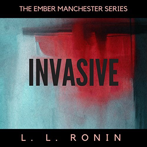 Invasive audiobook cover art