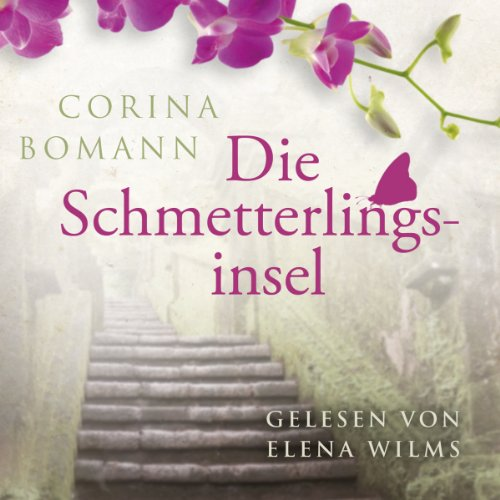 Die Schmetterlingsinsel audiobook cover art
