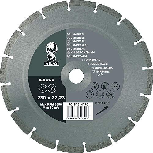 Preisvergleich Produktbild Norton Clipper 70184614187 Diamantblatt für TS Atlas Uni 350mm