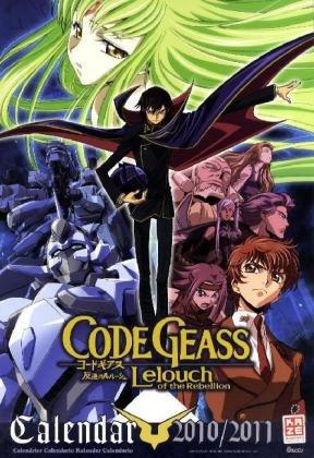 Kalender Code Geass Okt. 2010 - Dez. 2011