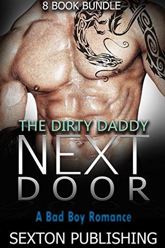ROMANCE: Pregnancy Romance: The Dirty Daddy Next Door (Bad Boy Navy Seal Romance Collection) (New Adult Alpha Male BBW Romance Short Stories)