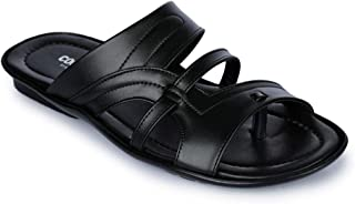 Coolers (from Liberty) Men's Black Slippers