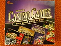 Casino Games 4 Pack (Jewel Case) (輸入版)