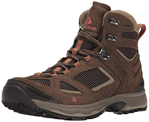 Vasque Men's Breeze Iii GTX Hiking Shoes, Wide, Black Olive Black Olive/Bungee 11