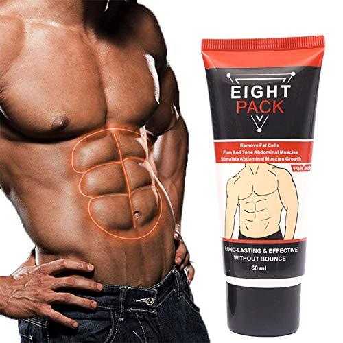 XVBABY Etophigh Crème Abdominale Brûleurs de Graisse Anti-Cellulite Resserrer la crème Formant Le Muscle