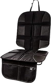 Active Winner チャイルドシート 保護マット ISOFIX対応 クッション厚め 滑り止め 収納ポケット付